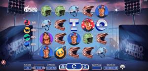 игровой автомат nitro circus от yggdrasil