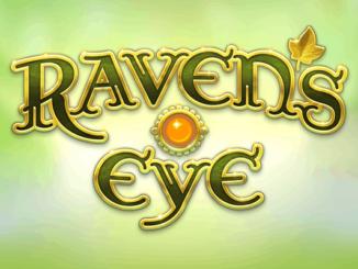 логотип игрового автомата Raven's Eye