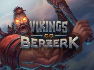 логотип игрового автомата vikings go berzerk